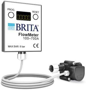 2018; BRITA Flow meter 100-700A